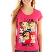 Disney Princesses Short-Sleeve Graphic Tee