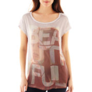 i jeans by Buffalo Short-Sleeve Graphic Tee