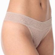 Cosmopolitan Lace Thong Panties