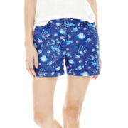 Joe Fresh™ Tropical Print Shorts