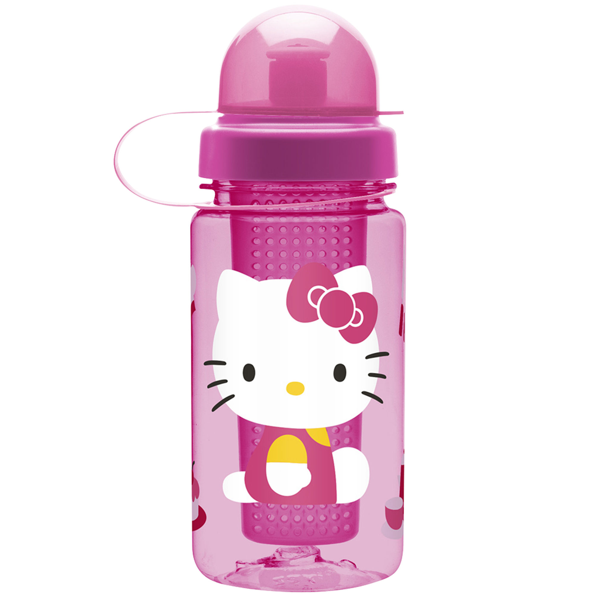 Zak Designs Hello Kitty 15-oz. Healthy by Design Infuser Bottle