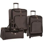 CLOSEOUT! Travel Gear Spectrum Expandable Spinner Upright Luggage Collection