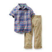 Carter's® 2-pc. Pants Set - Baby Boys newborn-24m