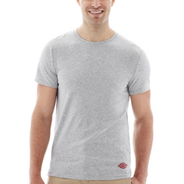jcpenney.com | Dickies® 2-pk. Cotton-Blend Performance Crewneck T-Shirts