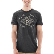 Vans® Rubber Co Diamond Graphic Tee