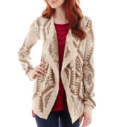 Arizona Long-Sleeve Aztec Print Cardigan