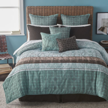 jcpenney.com | Bryan Keith Wildwood Reversible Comforter Set