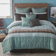 Bryan Keith Wildwood Reversible Comforter Set