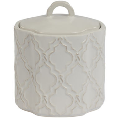 jcpenney.com | Creative Bath™ Chainlink Covered Jar