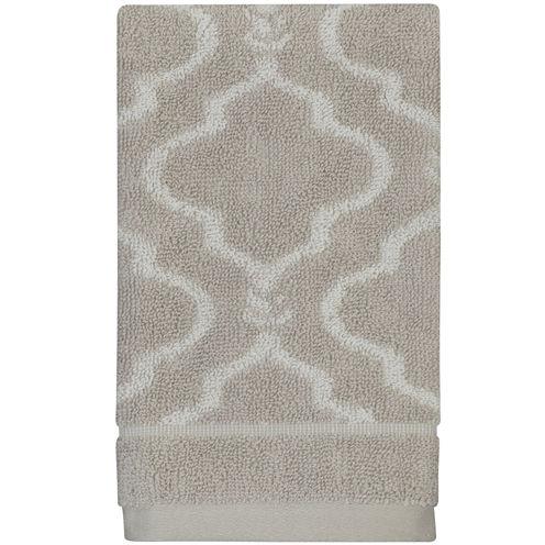 Creative Bath™ Chainlink Fingertip Towel