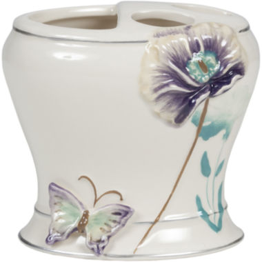 jcpenney.com | Creative Bath™ Garden Gate Toothbrush Holder