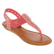 SM Dalloris T-Strap Sandals