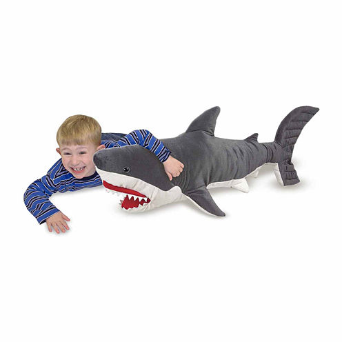 Melissa & Doug® Shark Plush