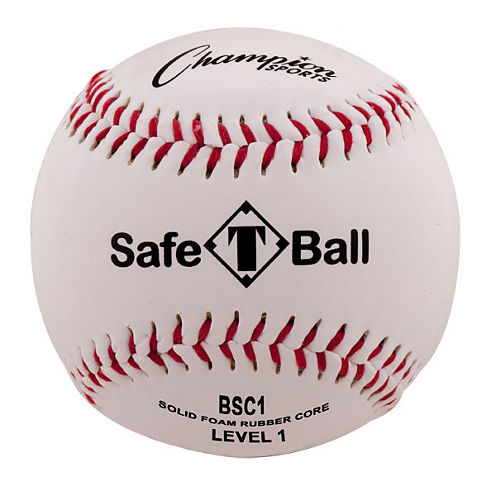 Champion Sports Soft Compression Baseball Level 1