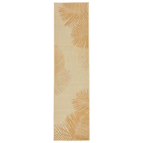 Liora Manne Terrace Palm Rectangular Runner