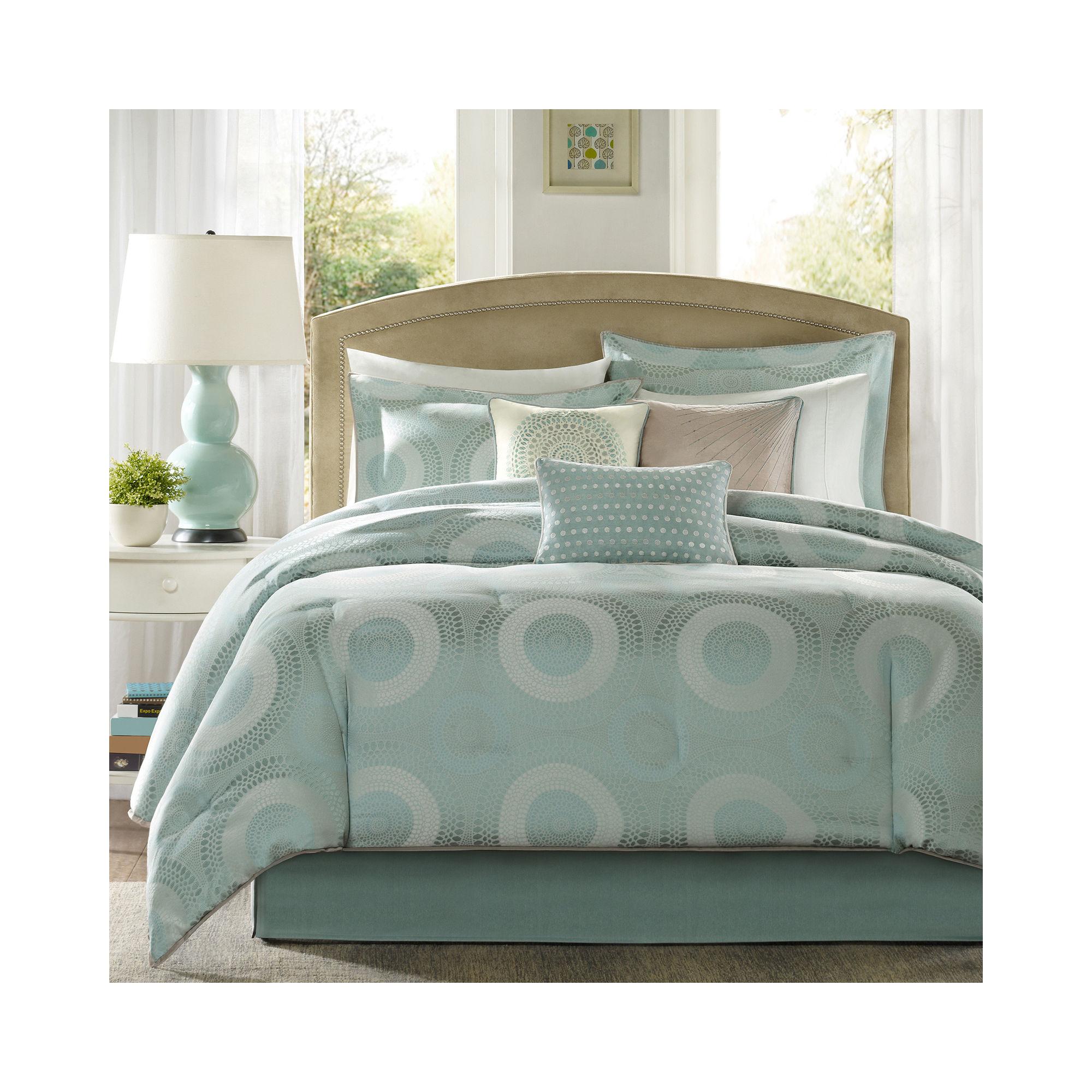cheap madison park mason 7 pc comforter set limited bedding sets