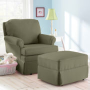 Best Chairs, Inc® Jacob Glider or Ottoman