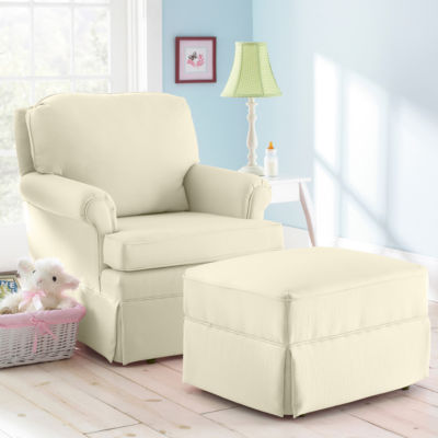 best chairs inc jacob glider or ottoman - Glider Chairs