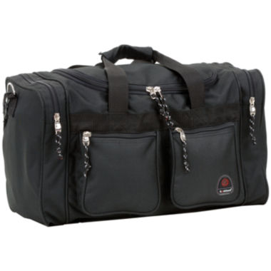 "jcpenney.com | Rockland 19"" Freestyle Carry-On Duffle Bag"