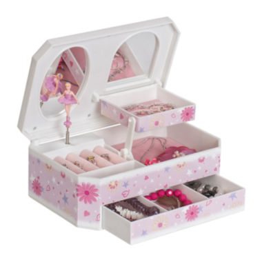 jcpenney.com | Mele & Co. Hayley Ballerina Girls Jewelry Box