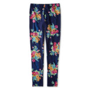 Arizona Print Ankle Leggings - Girls 6-16 and Plus