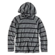 Zoo York® Striped Long-Sleeve Hoodie - Boys 8-20