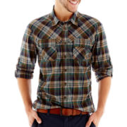 i jeans by Buffalo Madell Long-Sleeve Woven Shirt