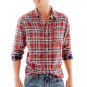 i jeans by Buffalo Maiken Long-Sleeve Woven Shirt