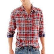 i jeans by Buffalo Maiken Long-Sleeve Woven Shirt