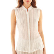 MNG by Mango® Sleeveless Blouse