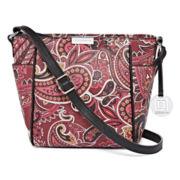 Liz Claiborne® Lola Crossbody Bag