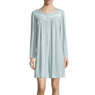 jcpenney.com | Earth Angels® Long-Sleeve Short Nightgown