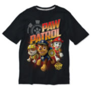 Disney® Short-Sleeve Paw Patrol Cotton Tee - Preschool Boys 4-7