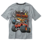 Disney® Short-Sleeve Blaze Cotton Tee - Preschool Boys 4-7