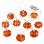 JCPenney Home™ Pumpkin String Lights