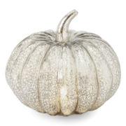 JCPenney Home™ Mercury Glass Pumpkins