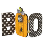 JCPenney Home™ BOO and EEK Table Words