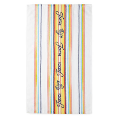 jcpenney.com | Fiesta® Logo Multi-Colored Kitchen Towel