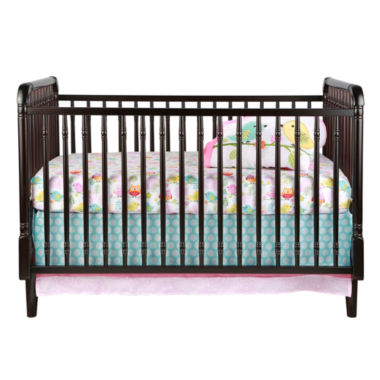 jcpenney.com | Rockland Jenny Lind 3-in-1 Convertible Crib - Espresso