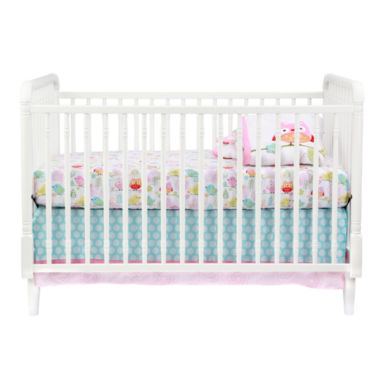 jcpenney.com | Rockland Jenny Lind Convertible Crib - Pure White