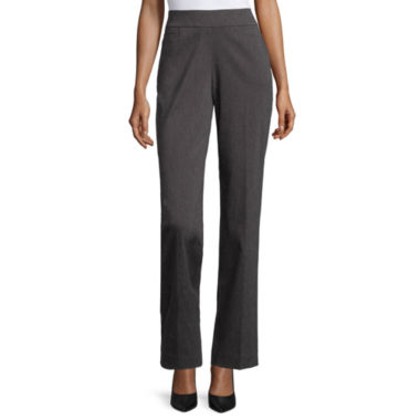 jcpenney.com | Liz Claiborne® Pull-On Stretch Trousers