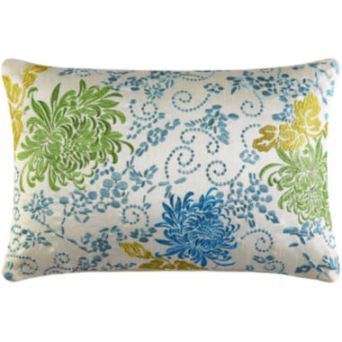 jcpenney.com | Q by Queen Street® Channing Oblong Decorative Pillow