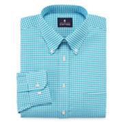 Stafford® Travel Wrinkle Free Oxford Dress Shirt