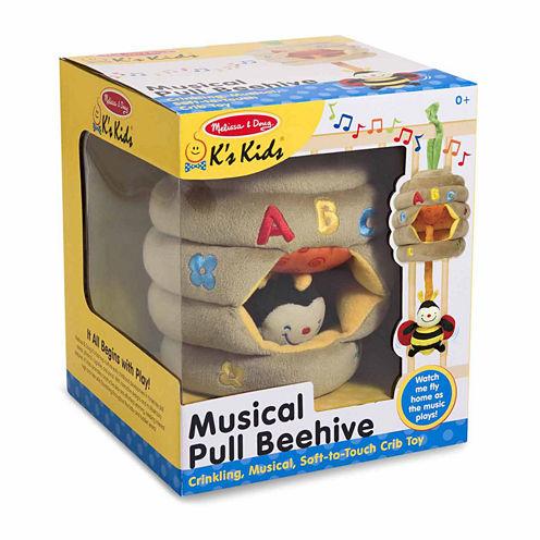 Melissa & Doug® Musical Pull Beehive