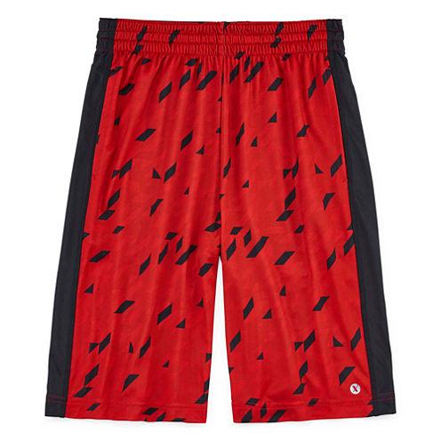 Xersion Quick Dri Shorts - Big Kid Regular and Husky