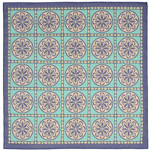 Liora Manne Playa Tile Square Rugs