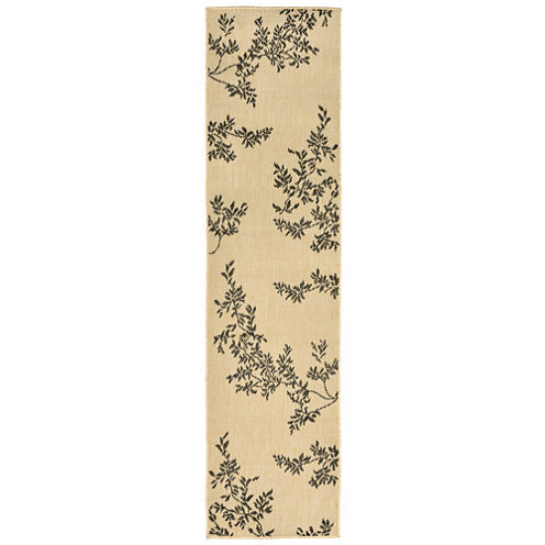 Liora Manne Terrace Vine Rectangular Runner
