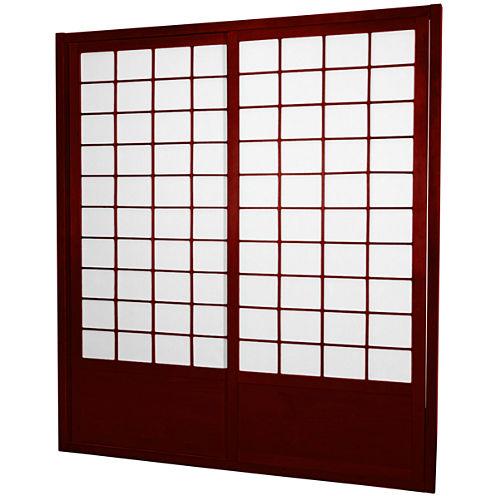 Oriental Furniture 7' Zen Shoji Room Divider