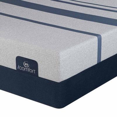 Serta Icomfort Blue 100 Gentle Firm Mattress Box Spring Jcpenney