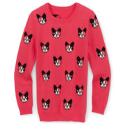 Total Girl® Dog Sweater - Girls 6-16